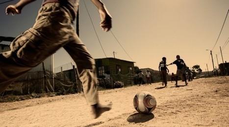 Street Soccer | African Digital Art | Urban Lifestyle Football | Scoop.it