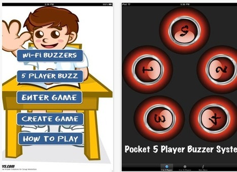 6 Good Apps for Better Interaction with Your Students | Cool Edubytes for Teachers! | Scoop.it