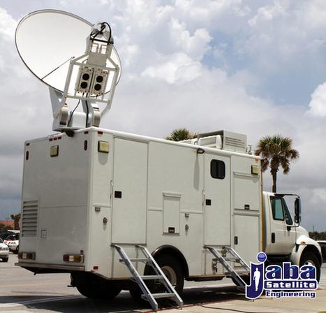 Terrestre Comunicación Satelital | Antenas para comunicación celular y satelital | Scoop.it
