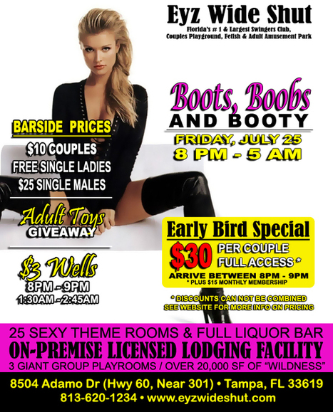 EWS Events | sex night club | Scoop.it
