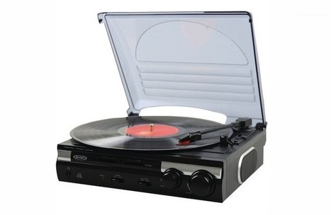 Amazon sold more turntables than any other audio product this Christmas   DJing   Scoop.it
