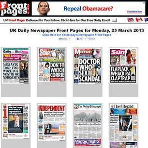 Paperboy Online Newspapers | CQ_dig_ reading & writing tools | Scoop.it