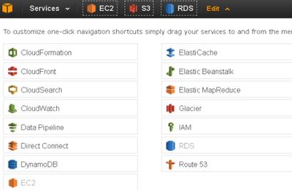 Cloud : Amazon Web Services prolonge son expérience sur mobiles | La tête dans le Cloud | Scoop.it