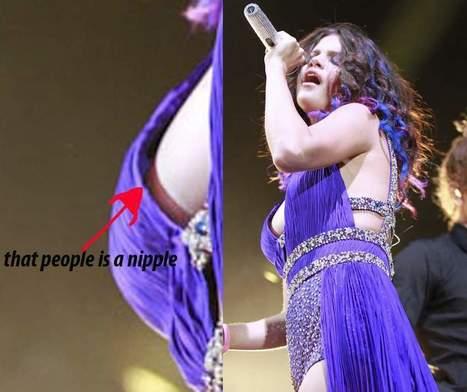 Oops les sein sexy de Séléna Gomez lors d'un concert ! | Radio Planète-Eléa | Scoop.it