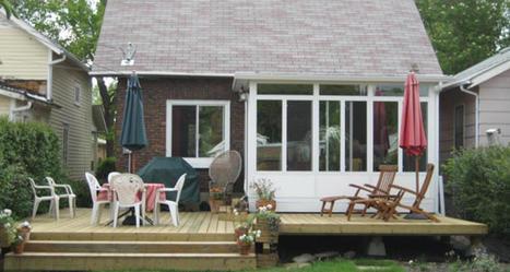 Design Sunroom Enclosures at Ideal Sundecks | Ideal Sunrooms: Building a Sunroom | Scoop.it