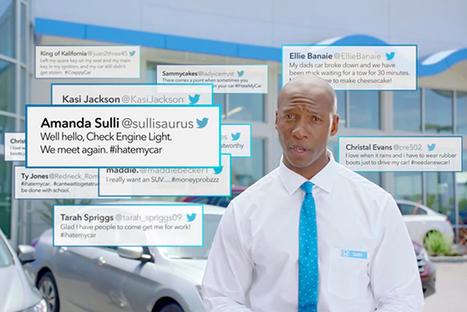 Honda répond aux tweets de ses clients avec des Vine amusants et personnalisés ! | Community management 3.0 | Scoop.it