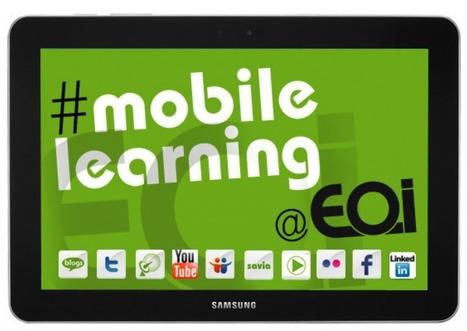 Más de 100 miradas sobre mobile learning @eoi | E-Learning, M-Learning | Scoop.it