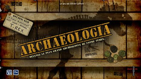 ARCHAEOLOGIA - le jeu | Tourisme et développement : s'informer, comprendre pour agir | Scoop.it
