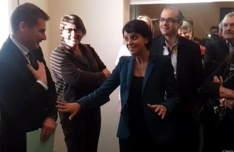 La boulette de Najat Vallaud-Belkacem | Crise de com' | Scoop.it
