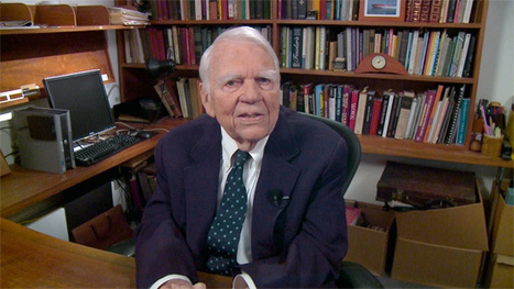 Andy Rooney on charitable giving | Sustainable Futures | Scoop.it