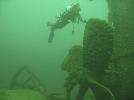 Wisconsin's Door County full of treasures for scuba divers - Pioneer Press   ScubaObsessed   Scoop.it