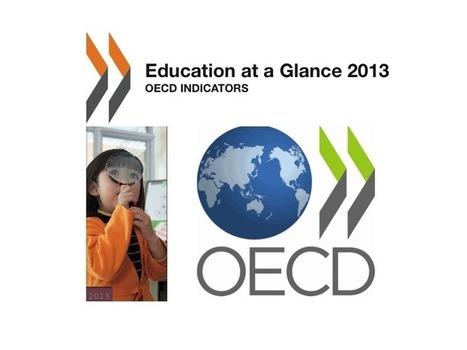 Education at a Glance 2013: cosa dice l'OCSE dell'università italiana? | online learning and collaborate | Scoop.it