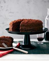 Chocolate Blackout Cake Recipe - Gale Gand   Food & Wine   À Catanada na Cozinha Magazine   Scoop.it