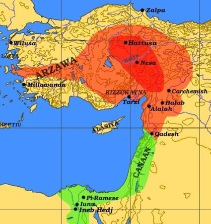 Kaska | Hittite Empire | Scoop.it