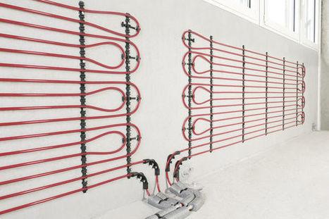 Tout ce que vouliez savoir sur le chauffage mural | Construction d'avenir | Scoop.it