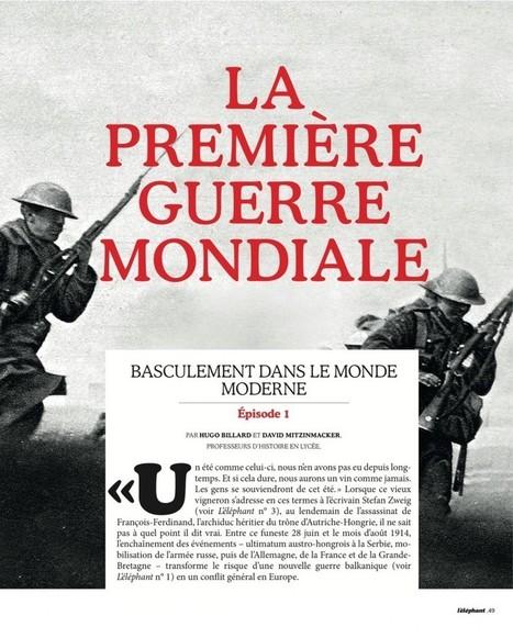 La grande guerre en images - L'Elephant la revue | Centenaire de la Première Guerre Mondiale | Scoop.it