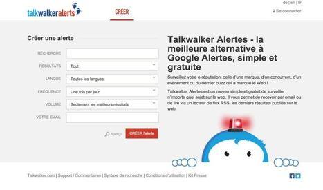 4 outils pour créer une veille et recevoir des alertes par mail | Les outils de la veille | Les outils du Web 2.0 | Scoop.it