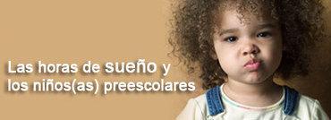 Las horas de sueño y los niños(as) preescolares | Anny | Scoop.it