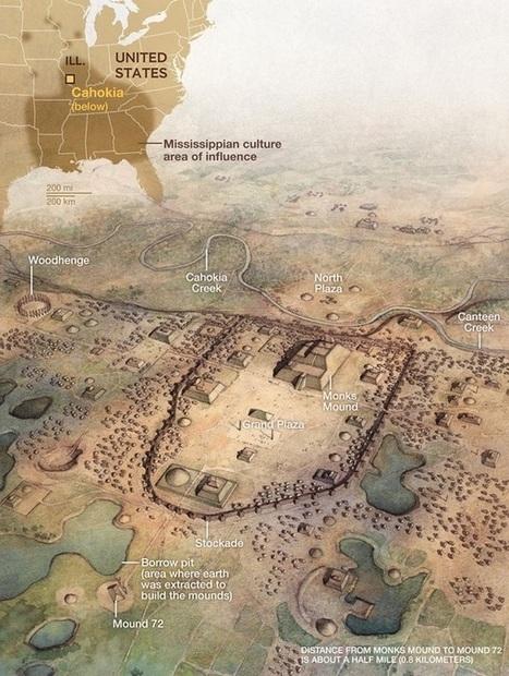 Ancient Native American City Discovered - Design & Trend | Leonard Peltier | Scoop.it