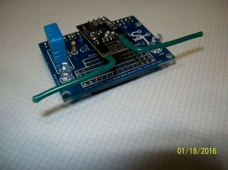 RASPBERRY PI nRF24L01+ Mini-Hat/Proto-Board | Raspberry Pi | Scoop.it