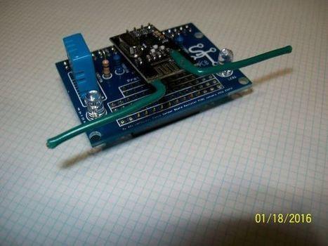 RASPBERRY PI nRF24L01+ Mini-Hat/Proto-Board   Raspberry Pi   Scoop.it
