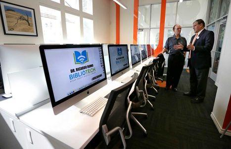 Ebook – USA : Une deuxième bibliothèque sans livre papier ouvre ... - IDBOOX | SandyPims | Scoop.it