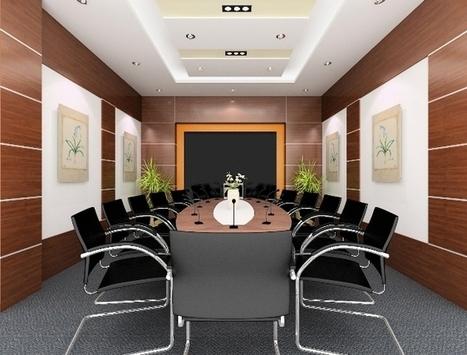 Tư vấn thiết kế phòng họp cho văn phòng | gạch lát sân | Scoop.it