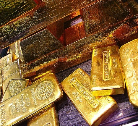 Gold Caught Between a Cliff and a Hard Sell | LiveCharts.co.uk | Riding the Silk Road | Scoop.it