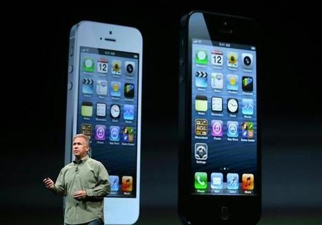 Ecco l'iphone 5 | WEBOLUTION! | Scoop.it