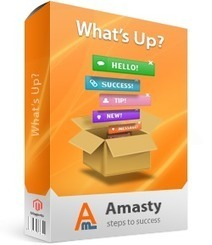 Whats Up Activity Stream   Magento Extension Independent Marketplace   Scoop.it