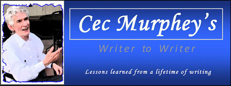 Cec Murphey's Writer to Writer: Writing Articles (Part 15 of 21)   Writing Better Blog Content   Scoop.it