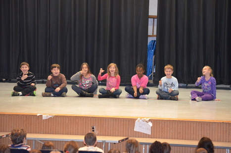 Lindenhurst Elementary Students Embrace the Stage - Patch.com | Drama | Scoop.it