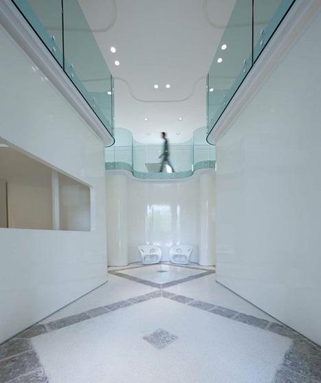 Rubens Luciano Office, Villa Gritti - Italy | Art, Design & Technology | Scoop.it