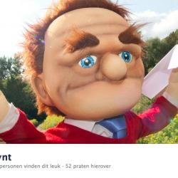 Meet Flynt, KLM toont lef en breidt social media team uit met een bijzonder karakter   Social Media Overzicht   Scoop.it