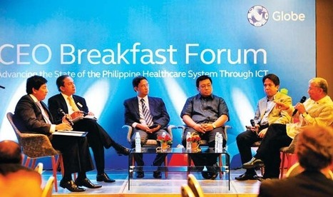 Local healthcare and ICT experts provide the impetus for the launch of Globe HealthCloud   ICT Showcases   Scoop.it