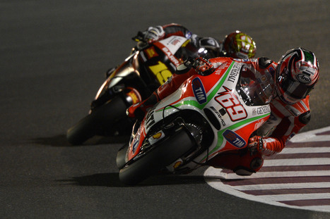 Ducati Post Race Press Release | MotoGP 2012 - 01 - Qatar GP | Ductalk Ducati News | Scoop.it