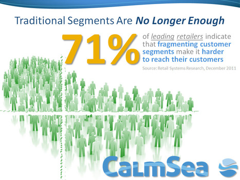Traditional CRM Segments No Longer Enough for Leading Retail Marketers | Social Customer Analytics | Scoop.it