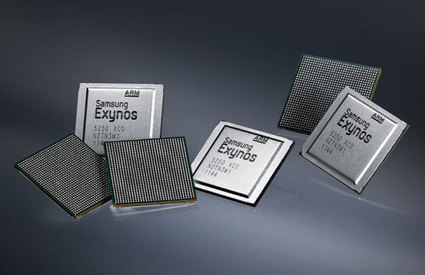 Samsung reveals 2GHz dual-core Exynos 5250 tablet chip – Cell ... | Gadget Shopper and Consumer Report | Scoop.it