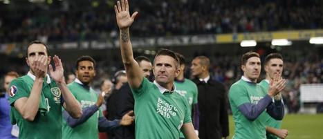 Robbie Keane named to Republic of Ireland provisional squad for Euro 2016 | Diverse Eireann- Sports culture and travel | Scoop.it