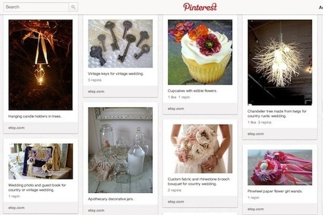 7 Creative Ways Your Brand Can Use Pinterest | WEBOLUTION! | Scoop.it
