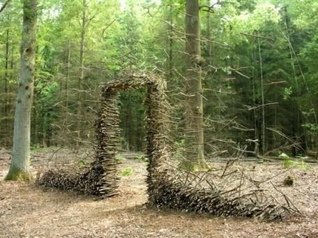 Cornelia Konrads' Incredible Land Art Installations Hover Above the ...   contemporary art uk   Scoop.it
