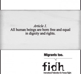 FIDH - Human Rights for All | Daneea Badio | Scoop.it
