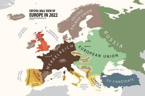 El mundo y sus países vistos desde los mapas de estereotipos | Recursos de Geografia | Scoop.it