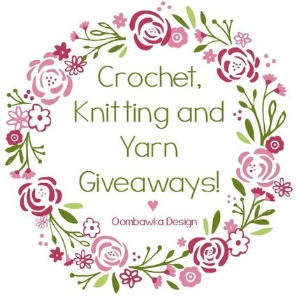 Giveaways Taking Place July 17, 2016 | Just Crochet | Scoop.it