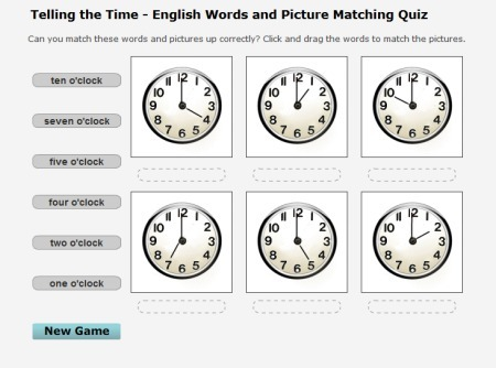 Telling Analog Time | English Word Power | Scoop.it