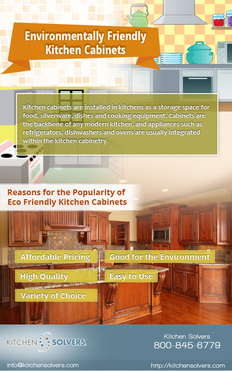 Custom cabinet - Eco friendly kitchen cabinets ...