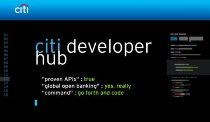 Citi prépare un impressionnant catalogue d'API | Data | Scoop.it