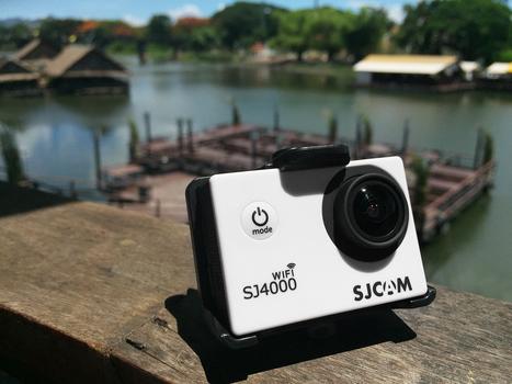 SJCAM SJ4000 WiFi ของแท้ 100% กล้องกันน้ำ ติดรถยนต์ 1080P   PPAPPLESHOP   PPAPPLESHOP   Scoop.it