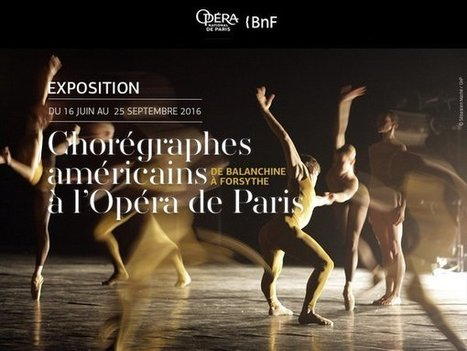 Chorégraphes américains à l'Opéra de Paris | Danse contemporaine | Scoop.it