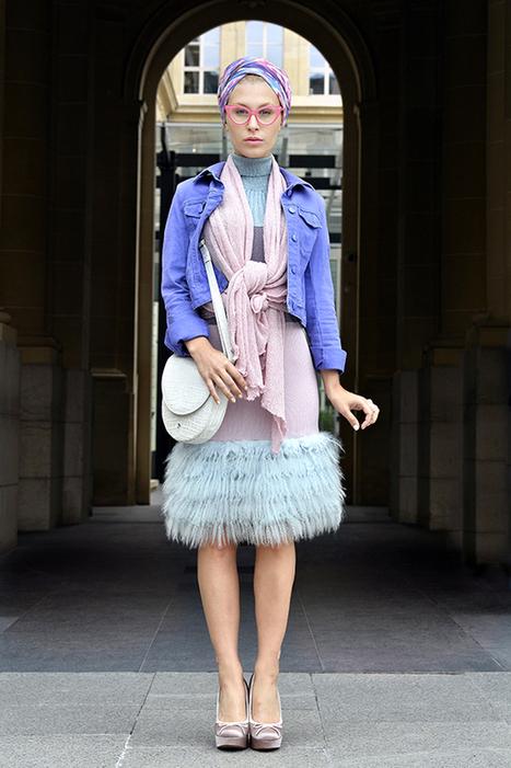 Le streetstyle : quand un phénomène de mode devient un marché | Lahouari Tazi | Scoop.it